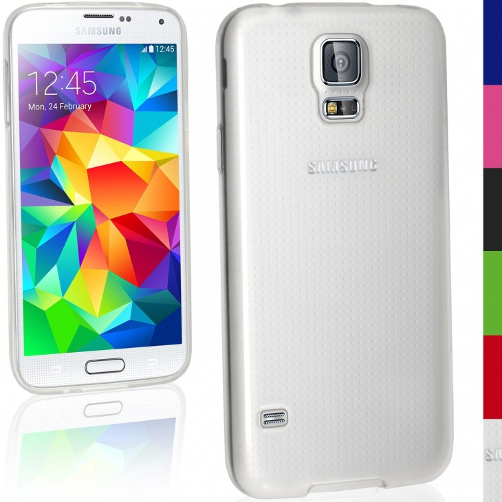carcasa original samsung galaxy s5 mini